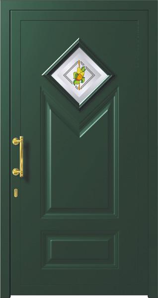 Porte blindate con pannello per esterno in alluminio prezzi effedue porte - Prezzi portoni blindati da esterno ...
