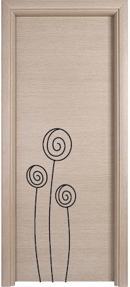 Porte interne con incisione prezzi, porte incise - Effedue porte
