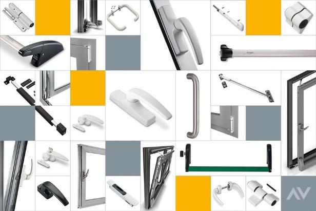 Accessori maggiorazioni e fuori misura per porte interne effedue porte - Ricambi per maniglie finestre in alluminio ...