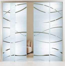 Porte interne classiche moderne e in vetro a prezzi economici effedue porte - Vetri decorati porte interne ...