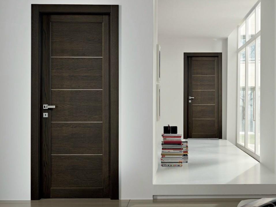 Porte interne moderne di design - Effedue porte