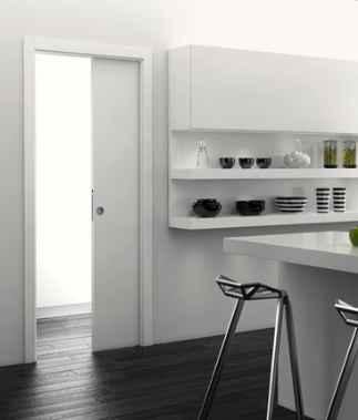 Porte interne moderne e classiche serramenti alluminio for Finestre elettriche