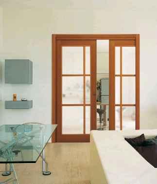 Porte interne moderne e classiche, serramenti alluminio - Effedue porte