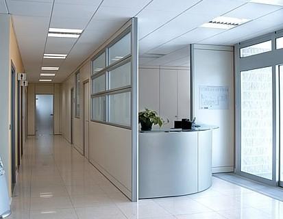 Office system pareti arredi e mobili per ufficio for Arredi per pareti